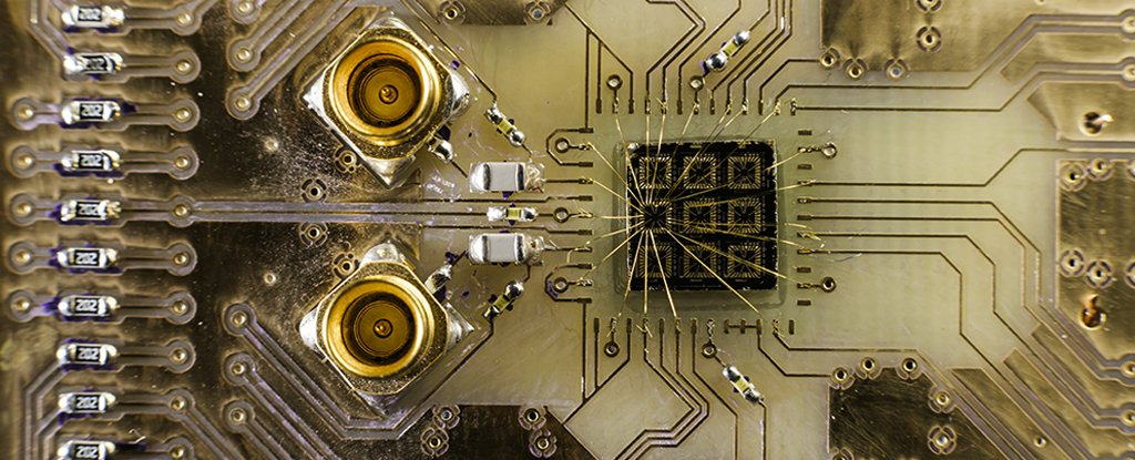 Physicists Just Quantum Teleported Information Between Particles of Matter