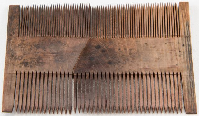 Cow-horn-lice-comb