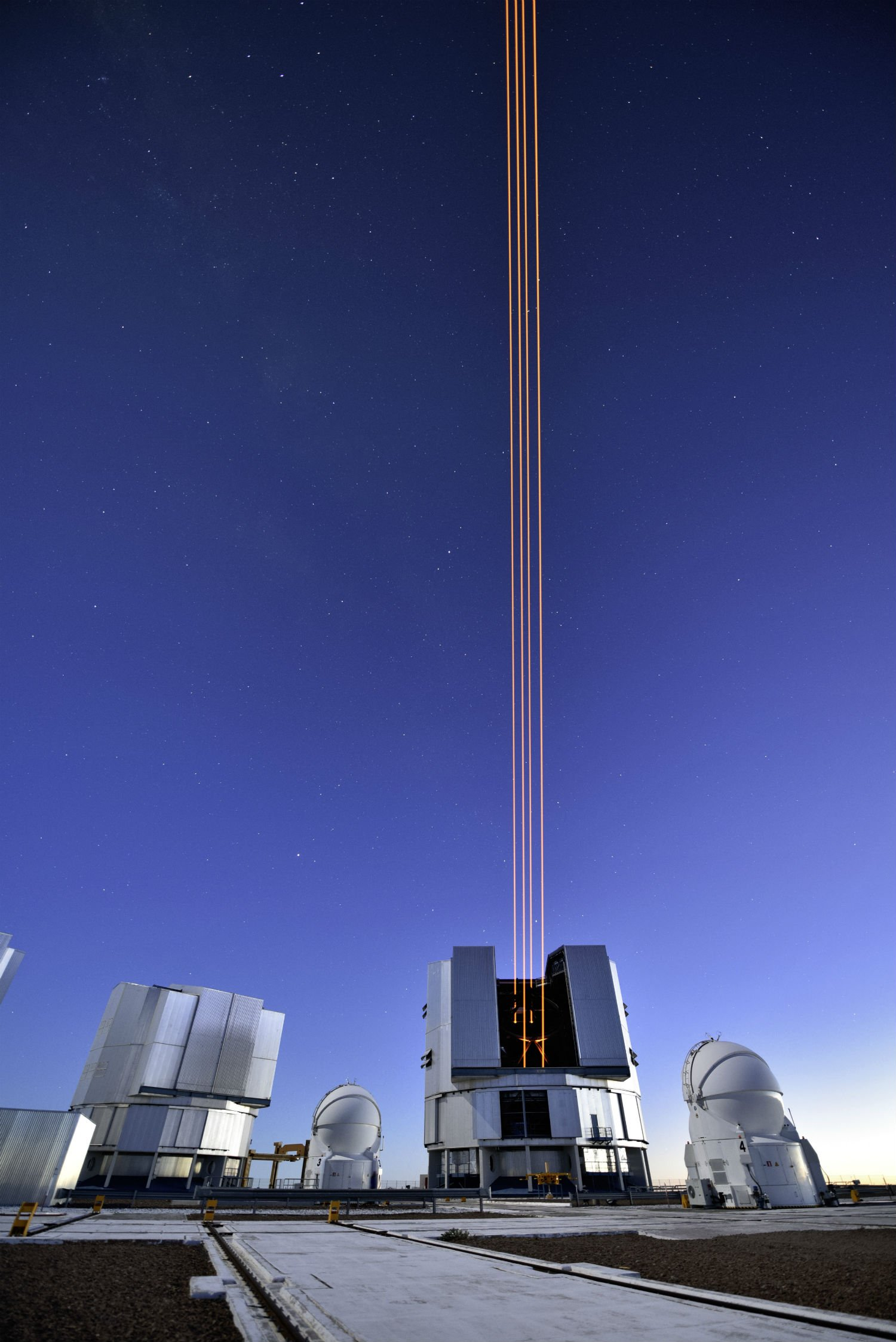 astronomers just created the most powerful artificial star in the