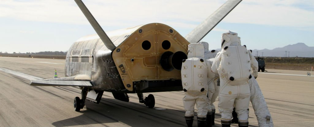 space-plane march