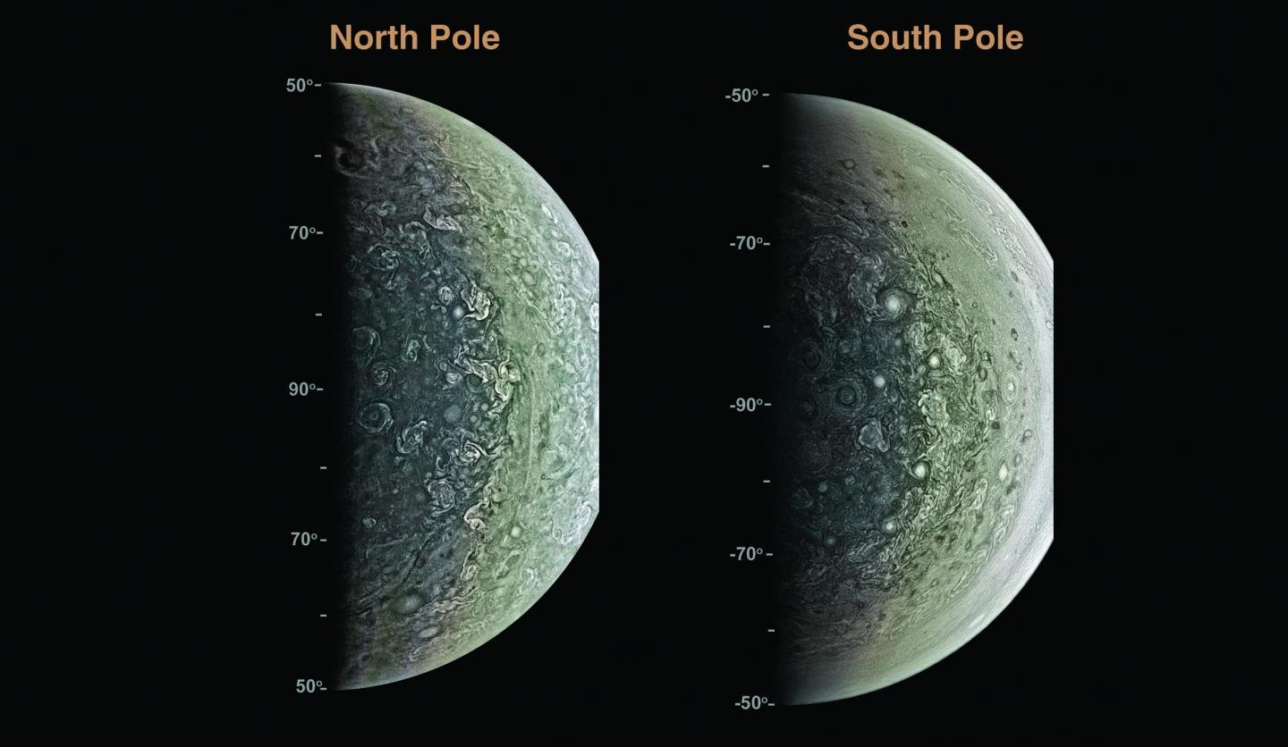 NASAs Juno Spacecraft Just Shattered What We Knew About Jupiter - Nasas juno spacecraft has captured incredible images of jupiters surface