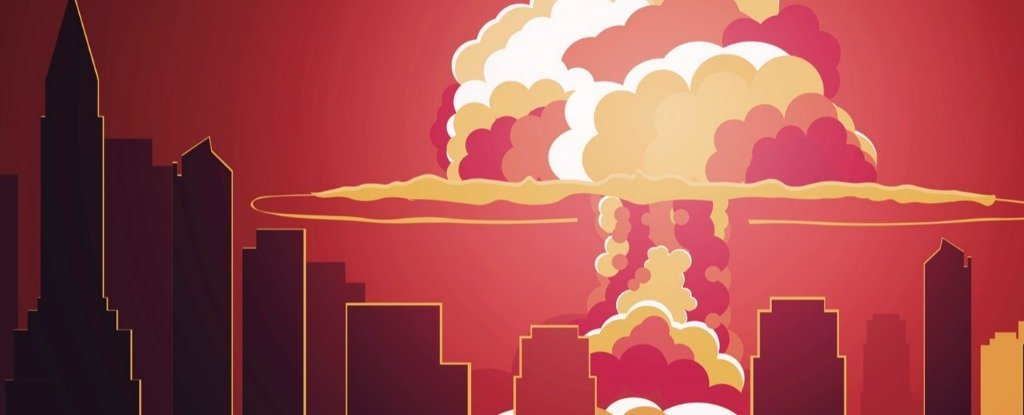 Here's What You Should Do if a Nuclear Bomb Explodes Nearby