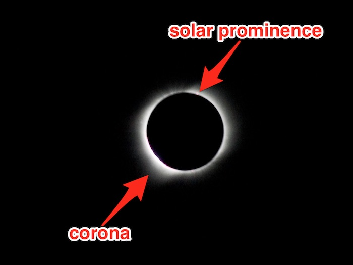 eclipse mosher prominence