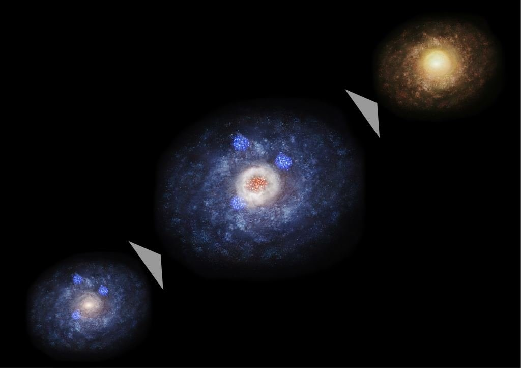We Finally Know Why Galaxies Across The Universe Have All
