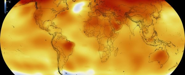 Scientists just recalibrated our future climate scenarios and we need to pay attention