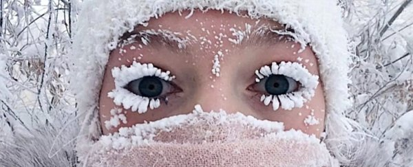 This is how intense life can get in the coldest village on the planet