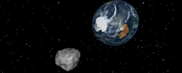 "Here's why you don't need to worry about that huge ""incoming"" asteroid"