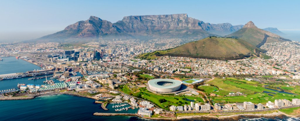 Cape Town Is Set to Run Out of Water in Less Than 100 Days
