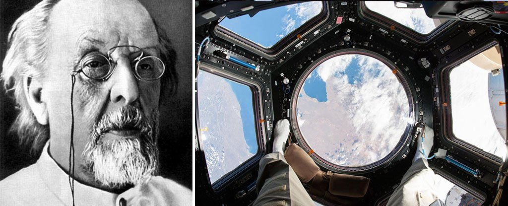 100 Years Later, This Russian Scientist's Predictions on Space Travel Are Eerily Accurate