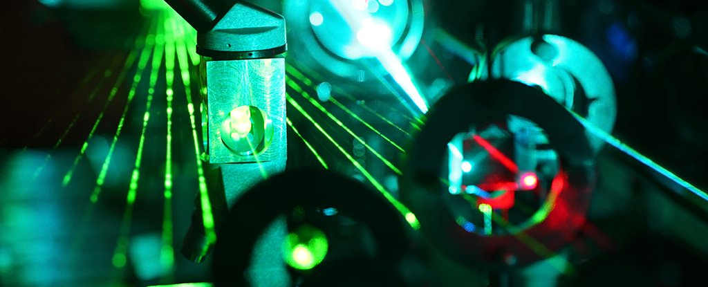 We Could Soon Get Lasers Powerful Enough to Literally Rip Emptiness Apart