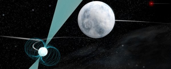 Even this crazy system of ultradense dead stars can't break general relativity