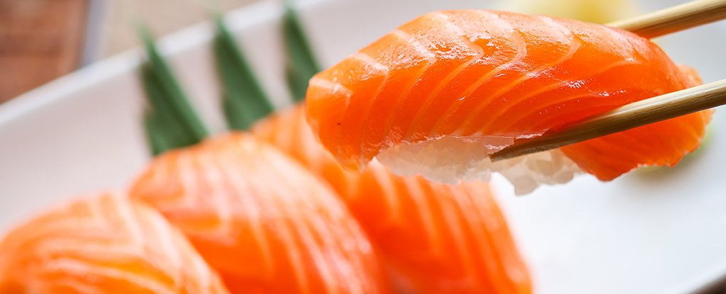 This Man Ate Salmon Sashimi Every Day Until a Tapeworm Slithered Out of His Body