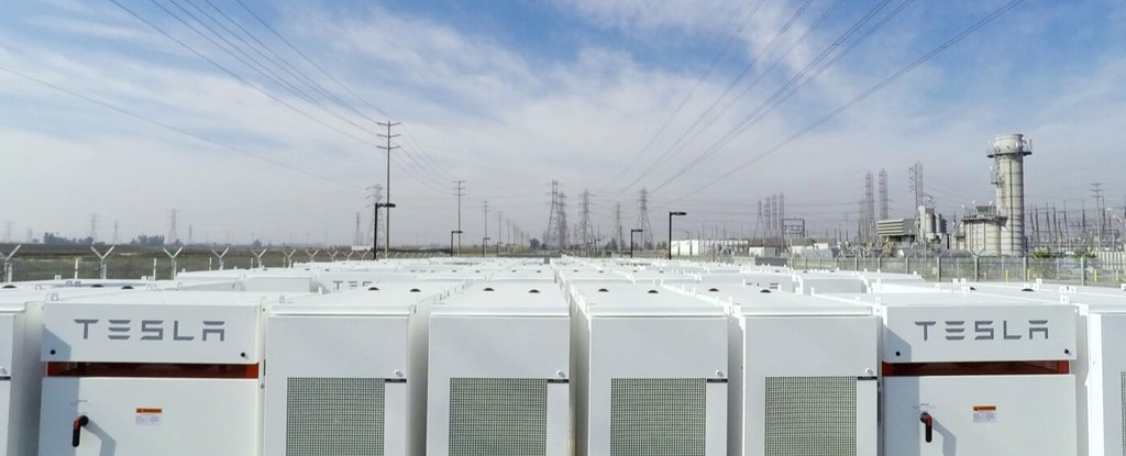 Elon Musk's Huge Battery in South Australia Made $1 Million in Profit in Just a Few Days