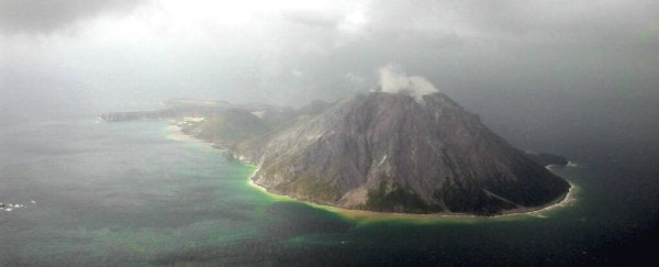 There's an absolutely massive lava dome lurking underneath Japan
