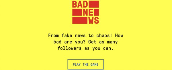 This Cambridge University game wants you to build a fake news empire for science