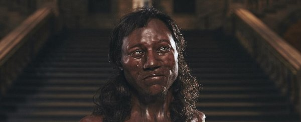 DNA analysis reveals Britain's oldest known modern man had dark skin