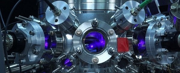 For the first time, a portable atomic clock has been used to measure gravity