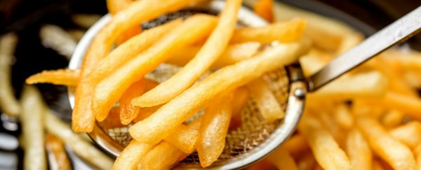 No, McDonald's fries will not cure your baldness