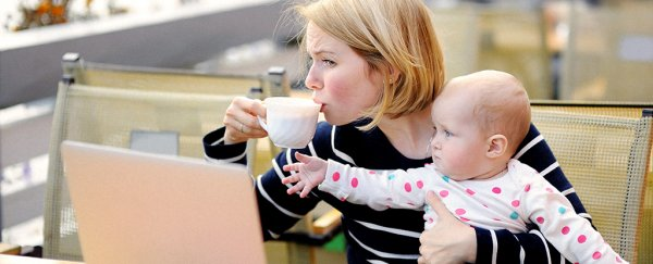 Motherhood Can Make A Womans Cells Older By As Much 11 Years