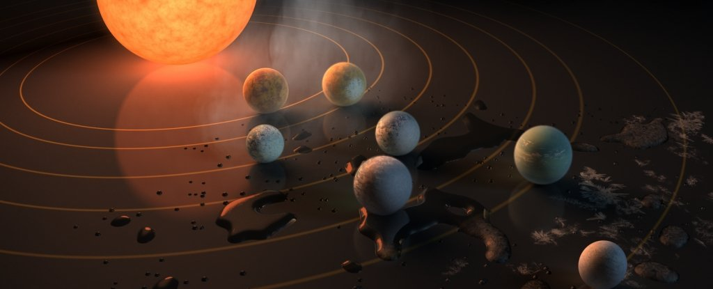New Data Shows TRAPPIST-1 Planets Are More Habitable Than We Ever Thought