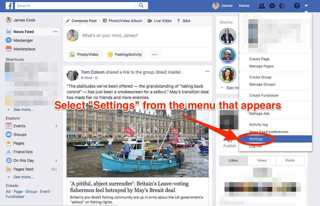 How to See, And Block, All The Apps Tracking You on Facebook