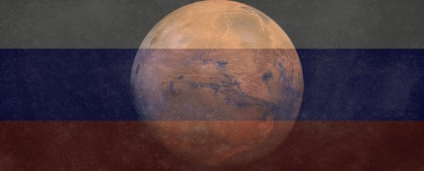 Putin aims to put Russia on Mars in 2019 in what could start a new space race