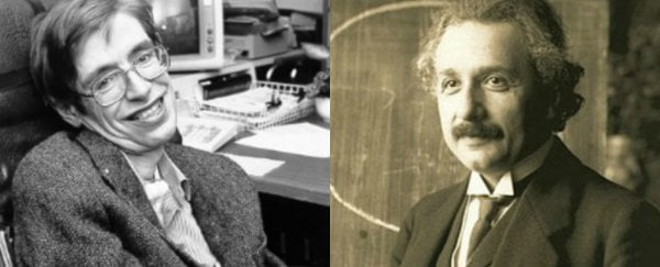 Quiz: Who said this quote - Stephen Hawking or Albert Einstein?