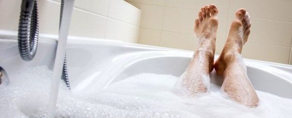 Does Taking A Hot Bath Really Burn As Many Calories As A 30