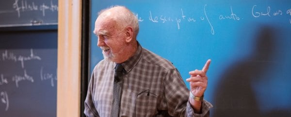 Mathematics visionary wins Abel Prize for 'Grand unified theory of maths'