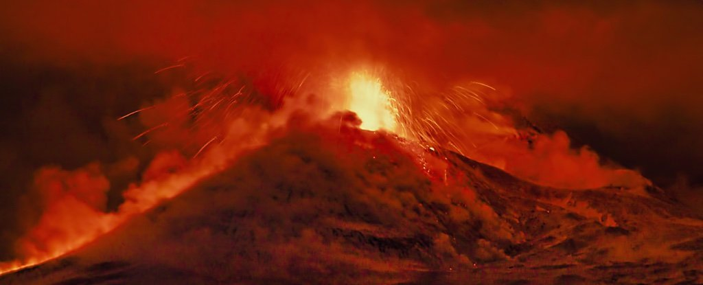 Humans Were Nearly Wiped Out by This Supervolcano 74,000 Years Ago. Here's How We Survived