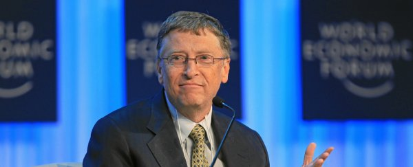 Bill Gates Sticks Up For GMOs Amid News That Russia Is Spreading Anti-GMO Propaganda