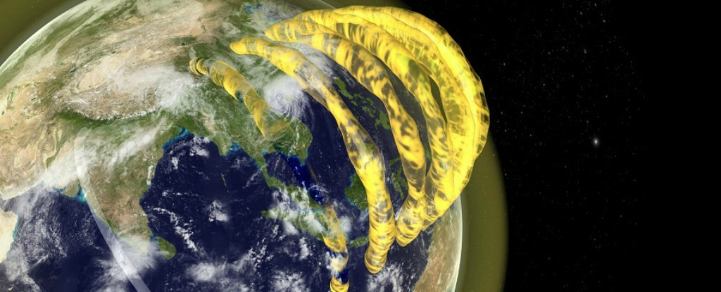 There Are Giant Plasma Tubes Floating Above Earth