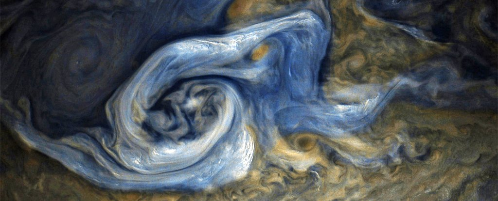 We've Peeked Beneath Jupiter's Mysterious Clouds, And It's More Extreme Than NASA Expected