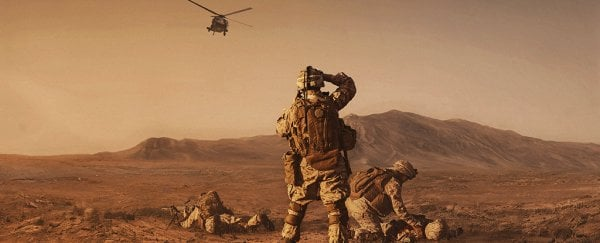 DARPA has a crazy plan to slow down biological time in soldiers