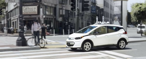 Californians keep attacking driverless cars and we're not sure how to feel
