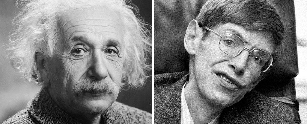 Stephen Hawking Died on a Day That Cosmically Ties Him to Albert Einstein