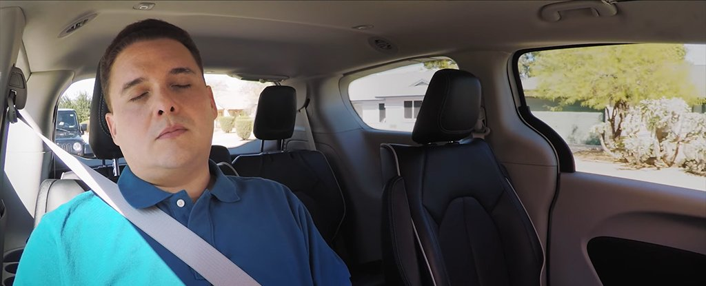When You Finally Ride in a Self-Driving Car, You'll Probably Just Fall Asleep