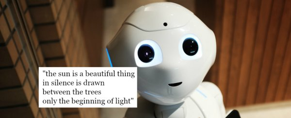 AI writes poetry and the results are hilariously angsty