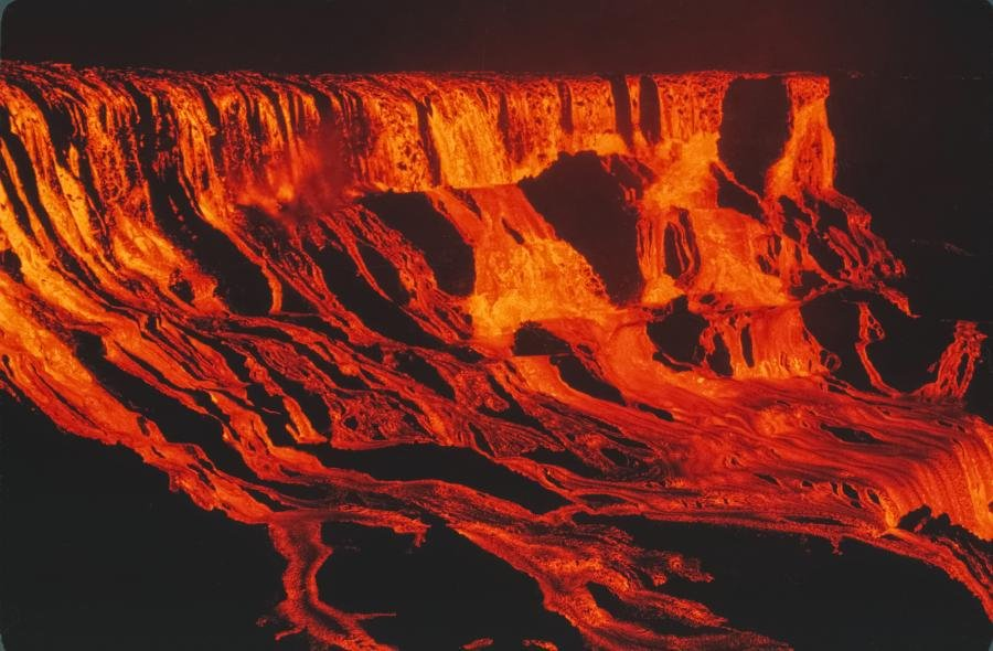 niagara lava falls