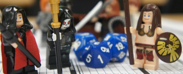 This researcher thinks AI should be trained on things like 'Dungeons and Dragons'