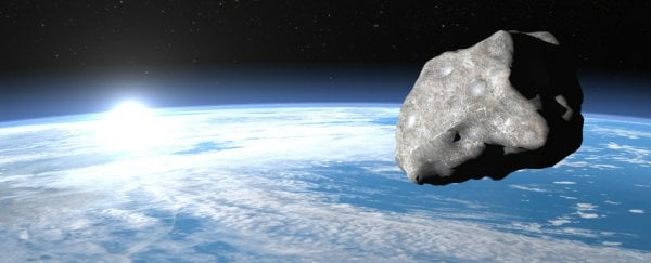 NASA basically missed a huge asteroid that passed unnervingly close to Earth