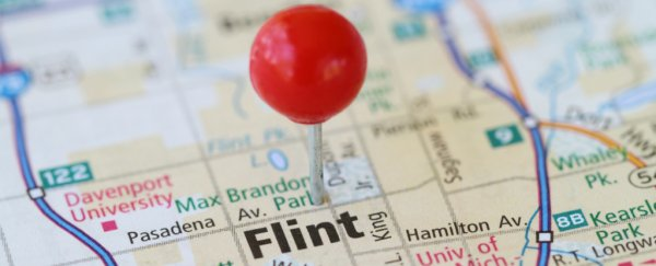 Flint Residents Struggle For Affordable, Clean Water, While Nestle