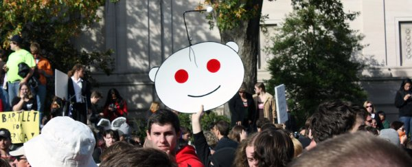 Reddit has a really surprising effect on users' mental health, study shows