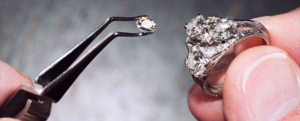 Here's How It's Possible to Make Perfect Diamonds in a Microwave