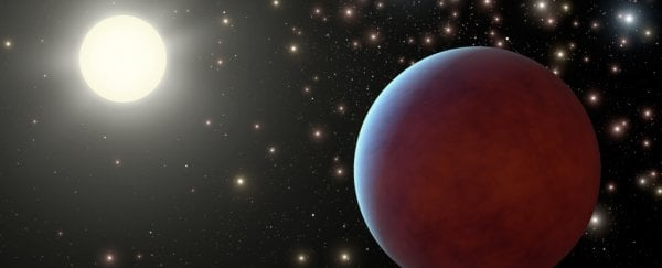 Astronomers just found a 'hot Jupiter' so dark, it absorbs nearly 99% of light