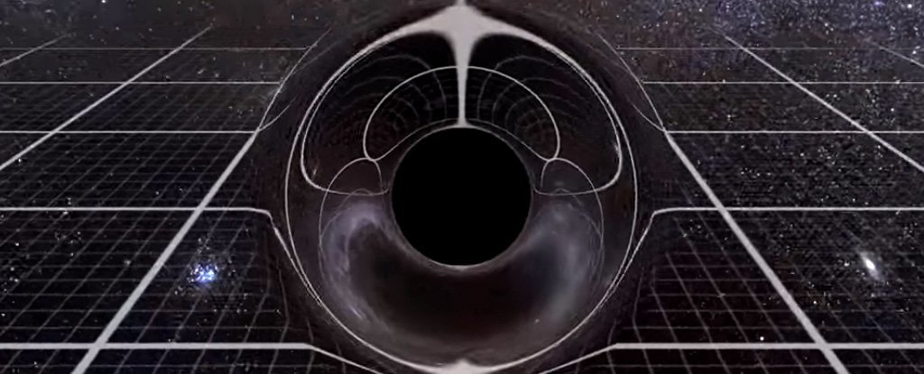 This Stunning Video on The True Scale of Black Holes Might Just Crush Your Brain