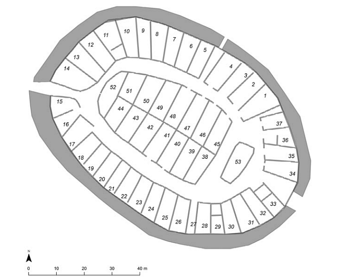 sandby borg layout