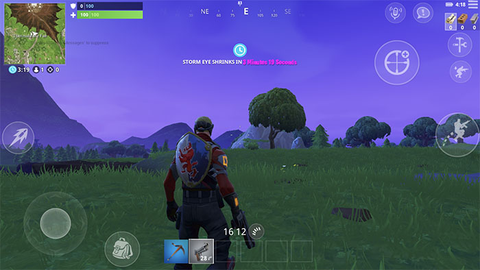epic games mobile fortnite