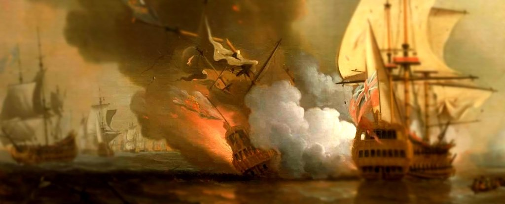 Scientists Have Found The 'Holy Grail of Shipwrecks' And Up to $17 Billion in Treasure