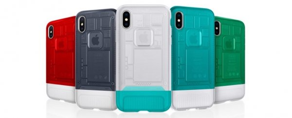 These Beautiful, Translucent Cases Transform Your iPhone X Into a Classic iMac
